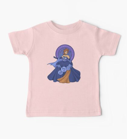 Gallifreyan Girl Kids Clothes