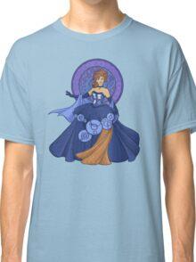 Gallifreyan Girl Classic T-Shirt