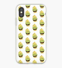 cooles Cupcake Emoticon iPhone-Hülle & Cover