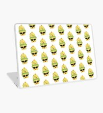 cooles Cupcake Emoticon Laptop Skin