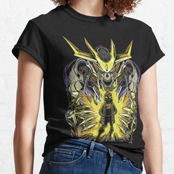 Gundam Barbatos -  I'll Drag You To The Hell Classic T-Shirt