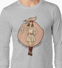 Queen of Diamonds Long Sleeve T-Shirt