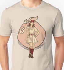 Queen of Diamonds Unisex T-Shirt