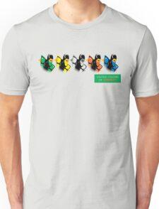 United colors of Kombat T-Shirt
