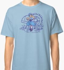 Steampunk Alice - Revised Classic T-Shirt