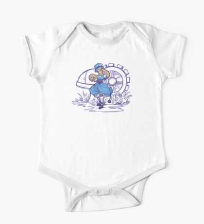 Steampunk Alice - Revised Kids Clothes