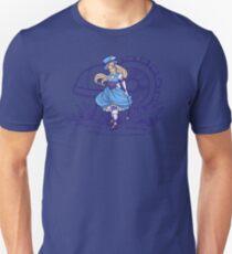 Steampunk Alice - Revised Unisex T-Shirt