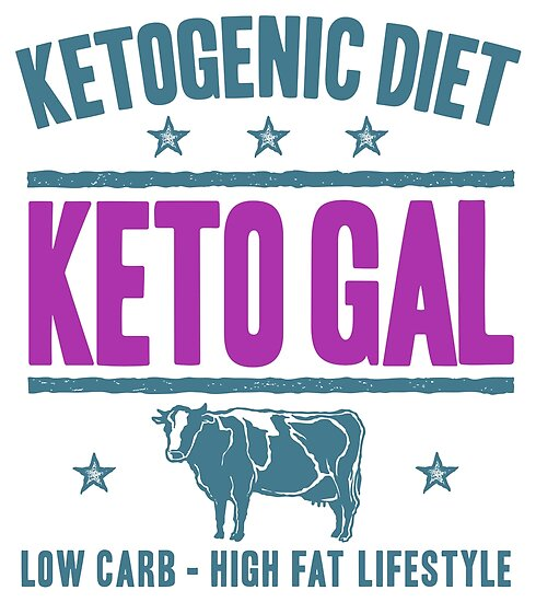 KETO GAL - Ketogenic Diet And Ketosis Motivation