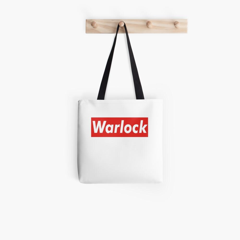 D&D Supreme [WARLOCK] Tote Bag