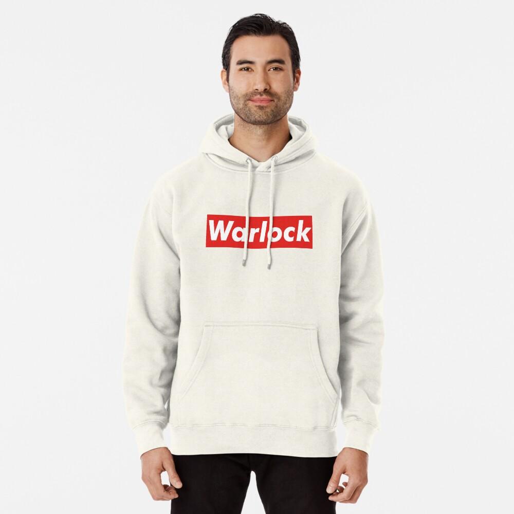 D&D Supreme [WARLOCK] Pullover Hoodie
