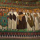 Die Basilika von San Vitale von annalisa bianchetti