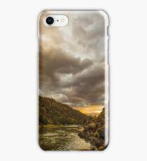 Taos Sunset iPhone Case/Skin