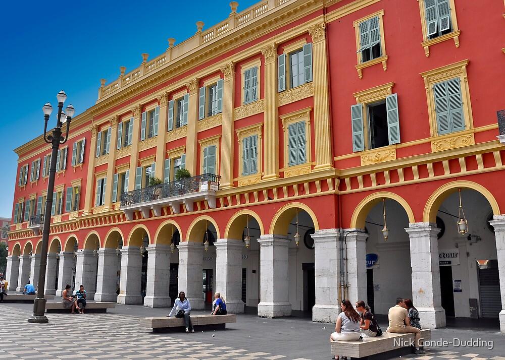 Nice Plaza by Nick Conde-Dudding
