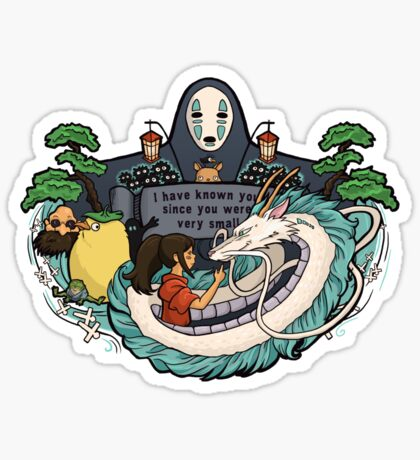 Spirit World Sticker