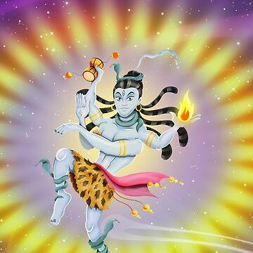Shiva / Shivas World von Swen-Marcel