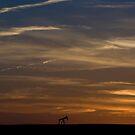 Kansas Sunset by MattGranz