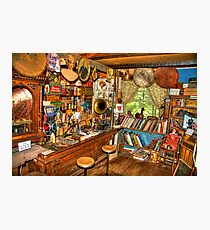 Collectibles Photographic Print