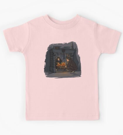 The Witch in the Fireplace Kids Clothes