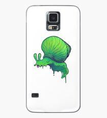 Funda/vinilo para Samsung Galaxy Un caracol