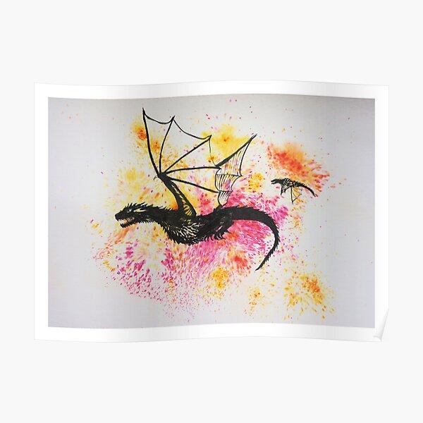 Dragons of Morning Poster