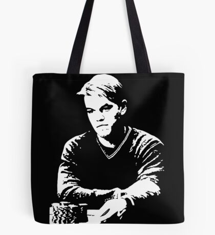 Mike McDermott - Rounders Tote Bag