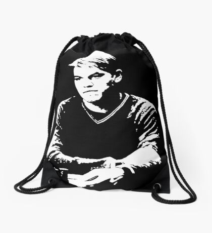 Mike McDermott - Rounders Drawstring Bag