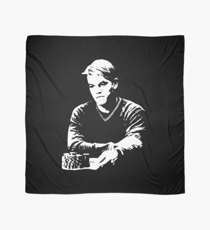 Mike McDermott - Rounders Scarf