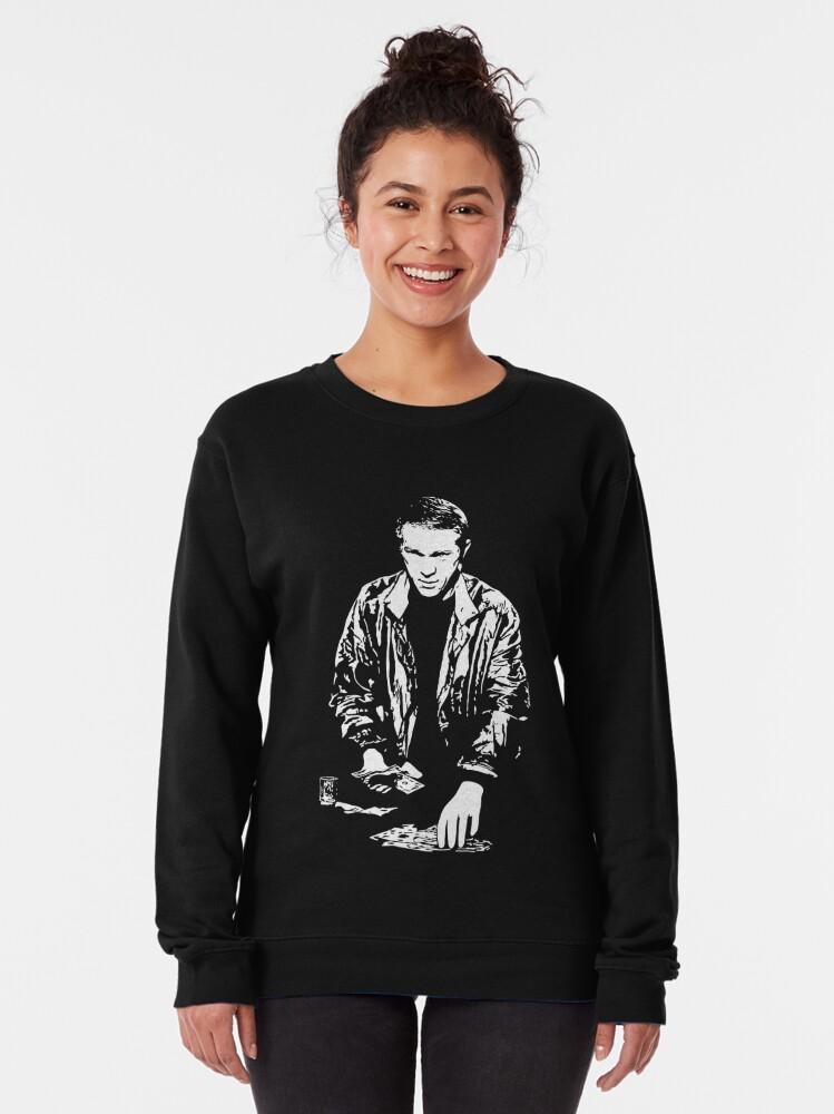 Alternate view of The Cincinnati Kid  Pullover Sweatshirt