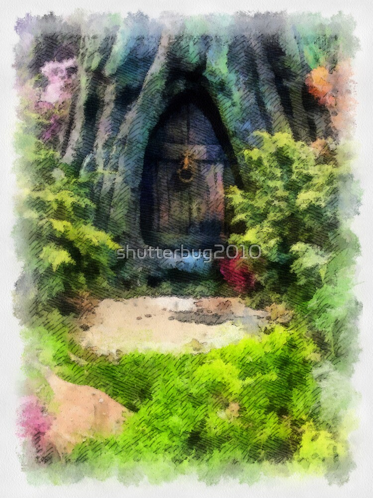 Gnome Away From Home by shutterbug2010