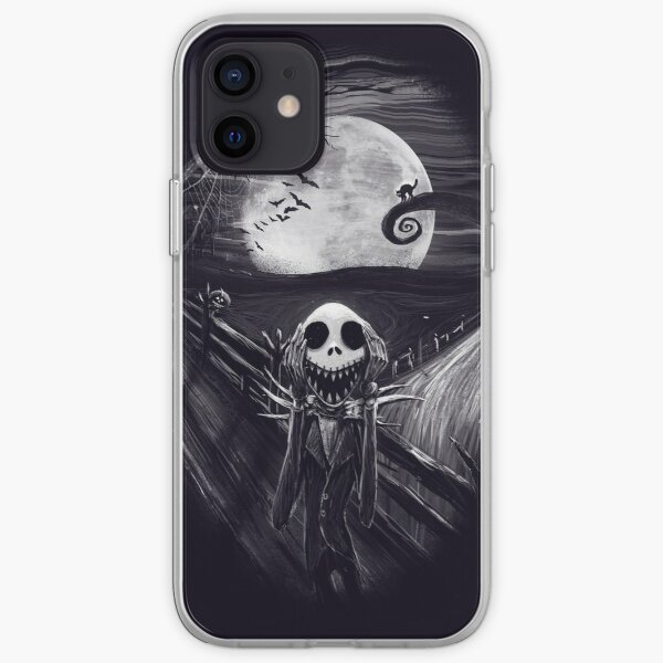 The Scream Before Christmas iPhone Soft Case