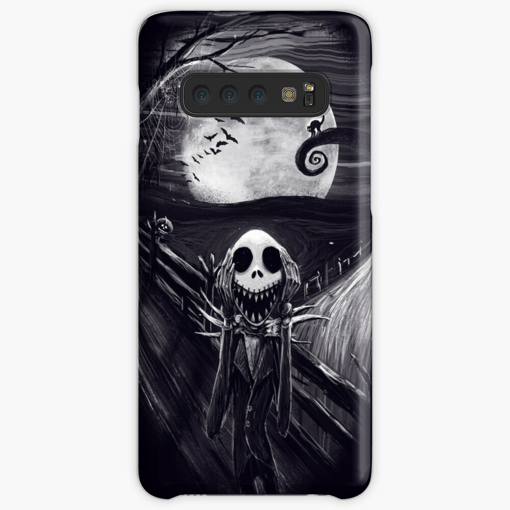 The Scream Before Christmas Case & Skin for Samsung Galaxy
