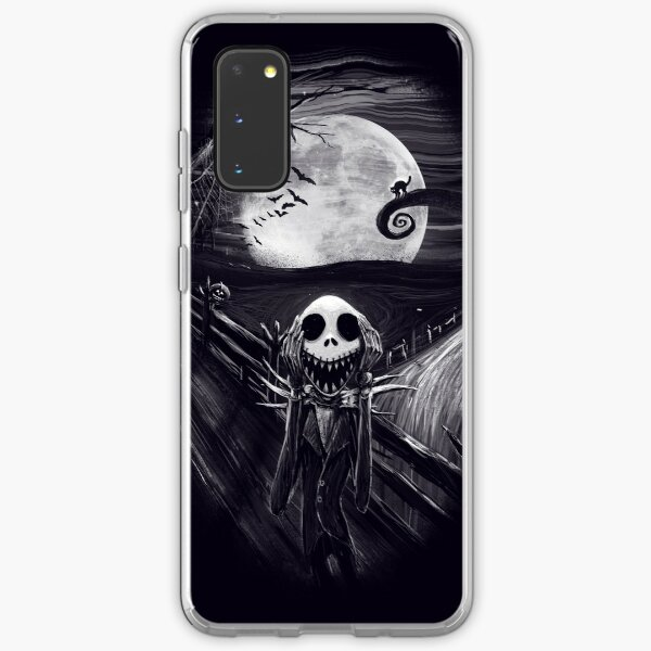 The Scream Before Christmas Samsung Galaxy Soft Case