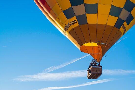 Balloon Fun by IOBurque