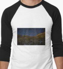 Star Trails Men's Baseball ¾ T-Shirt