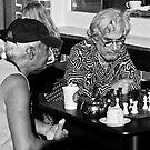 Checkmate by Nancy Stafford