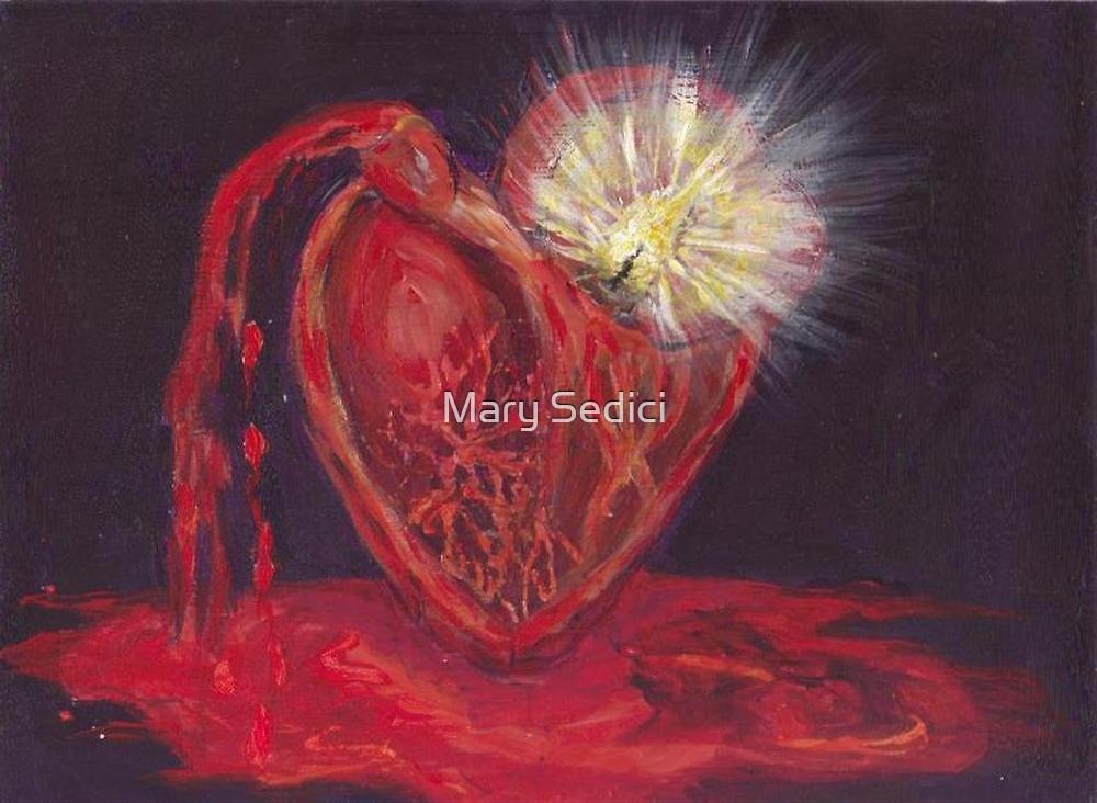 Bleeding Love by Mary Sedici