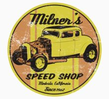 Milner's Speed Shop
