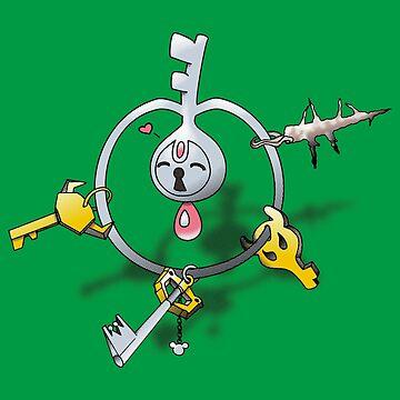 Keys to My Heart by merimeaux