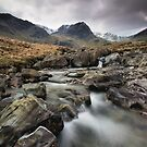 Deepdale Beck Falls by Phil Buckle