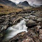 Deepdale Waterfall by Phil Buckle