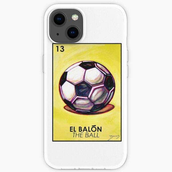 El Balon - The Ball - Loteria iPhone Soft Case