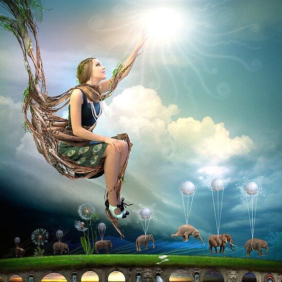 Wishful by Yuliya Art