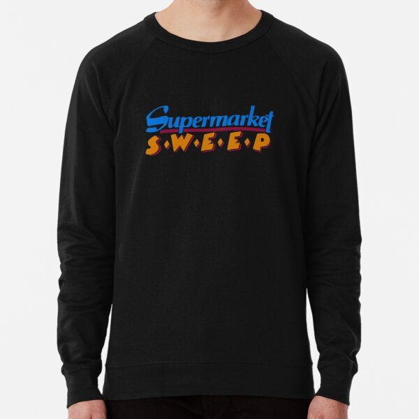 Retro Supermarket Sweep Lightweight Sweatshirt