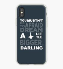 Musn't Be Afraid iPhone Case