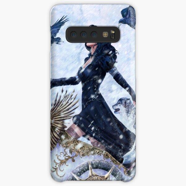 Yennefer Ice Queen Samsung Galaxy Snap Case