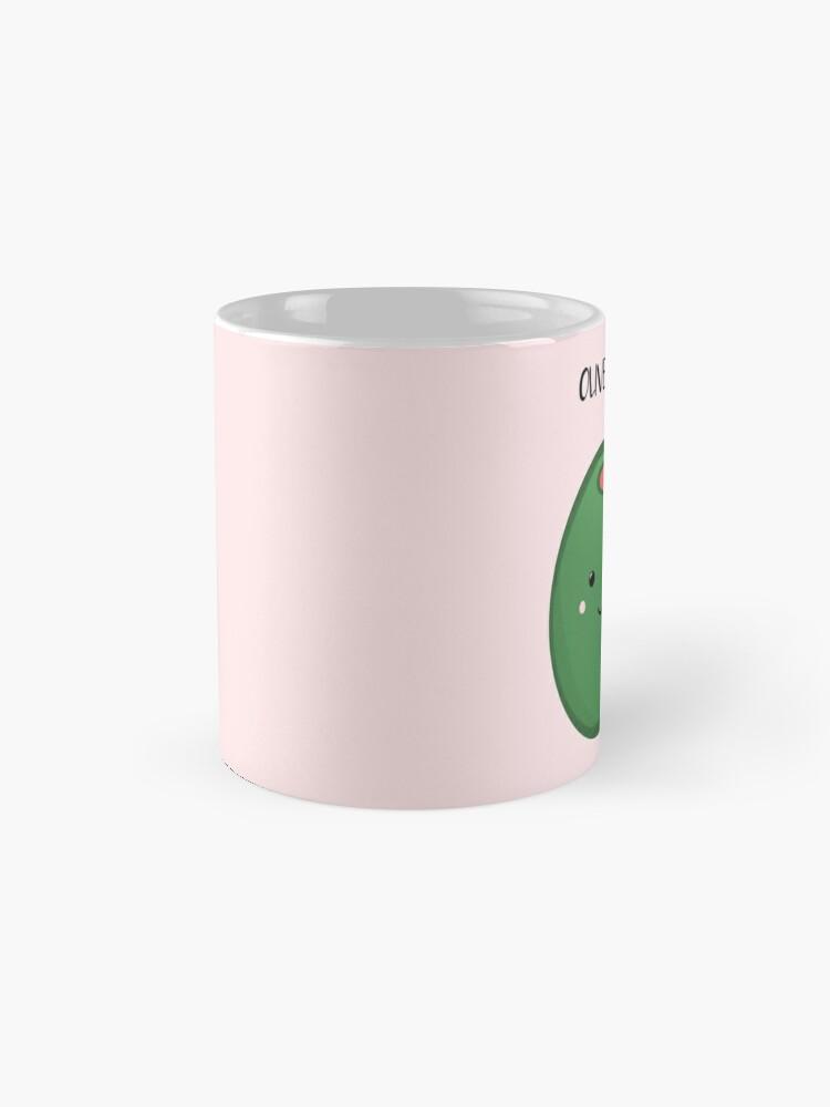 Alternate view of OLIVE YOU MUM! Mug