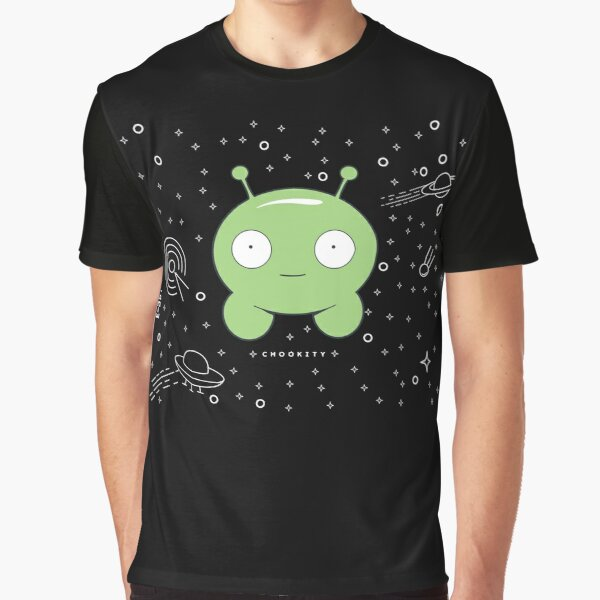 Final Space Star Wars Mash Up Funny Unisex Adults T-Shirt