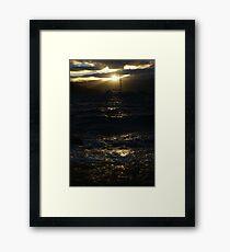 lowlight Framed Print
