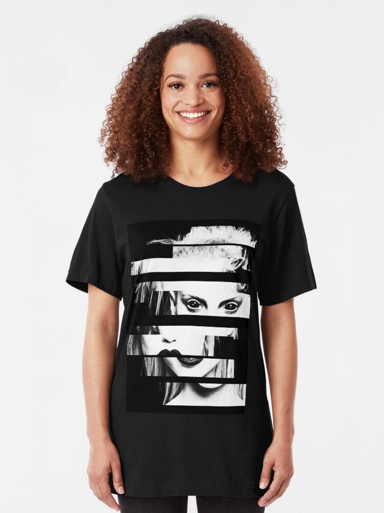 DIE Antwoord TEN$ION Womens Loose Short Sleeve T Shirt
