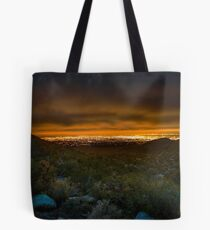 Valley of Lights Tote Bag